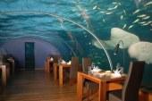 Keçi Adası'na Cam Restaurant yapılacak