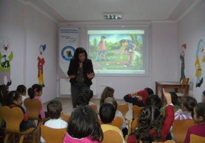 Marmaris Çevrecileri Derneği okullarda