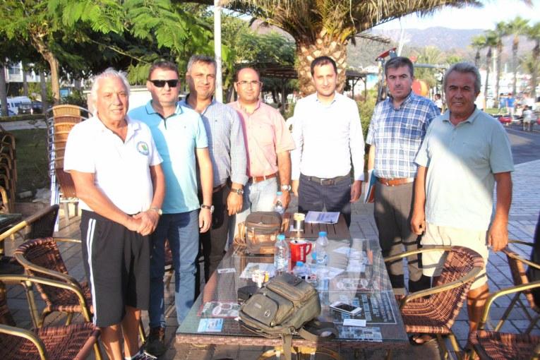 MÇD ve Muğla Devlet Su İşleri Toplantısı