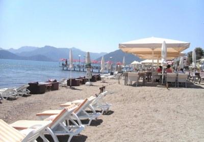 plajlar restoran oldu 1