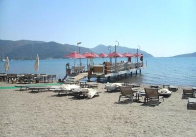 plajlar restoran oldu 3