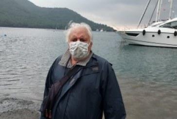 Adaköy iskele yapımına karşıyız… MÇD
